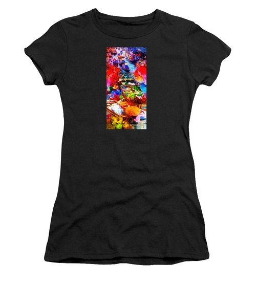 Thai Floating Market Women's T-Shirt