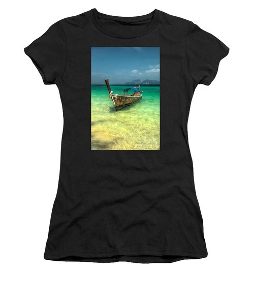 Thai Longboat  Women's T-Shirt