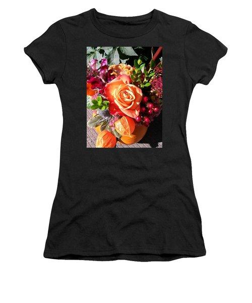Thanksgiving Bouquet Women's T-Shirt