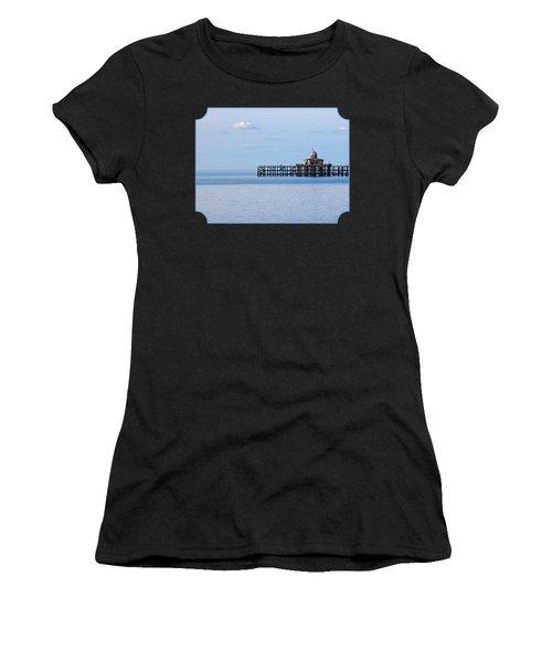 The Abandoned Pier Women's T-Shirt