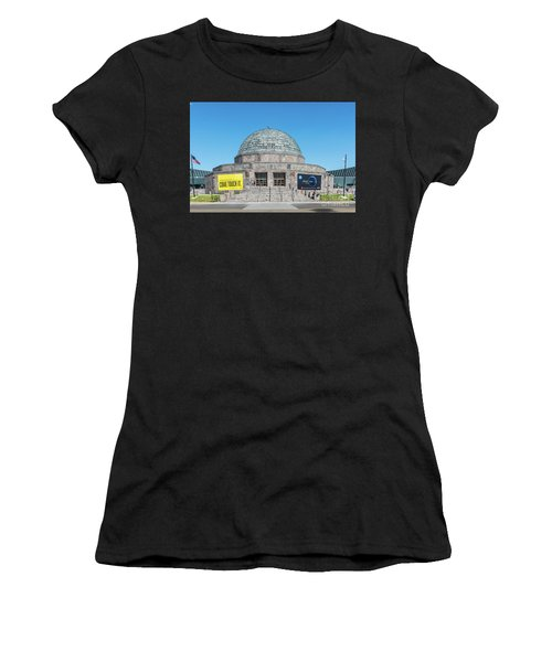 The Adler Planetarium Women's T-Shirt