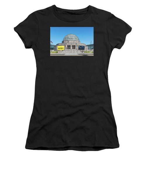 The Adler Planetarium Women's T-Shirt