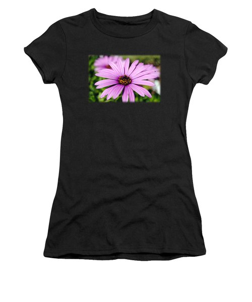 The African Daisy T-shirt 1 Women's T-Shirt (Athletic Fit)