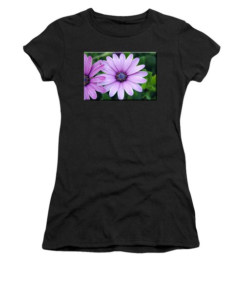 The African Daisy T-shirt 2 Women's T-Shirt (Athletic Fit)