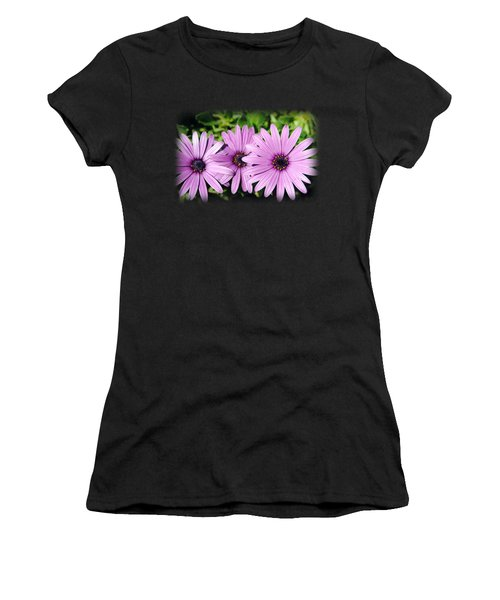 The African Daisy T-shirt 3 Women's T-Shirt (Athletic Fit)