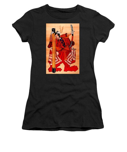 The Age Of The Samurai 04 Women's T-Shirt (Athletic Fit)