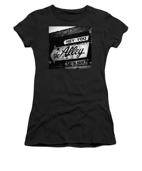 The Alley Chicago Women's T-Shirt