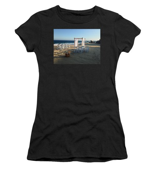 The Alter By The Sea Women's T-Shirt