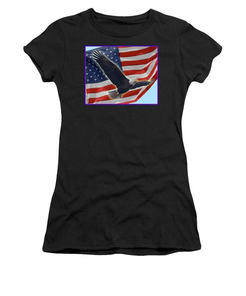 The American Women's T-Shirt (Athletic Fit)