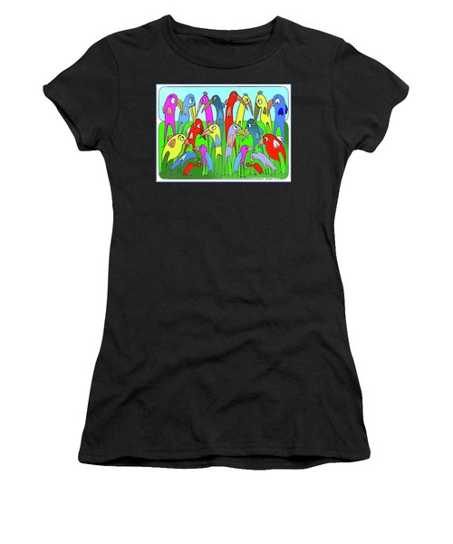 The  Annual General Meeting Women's T-Shirt