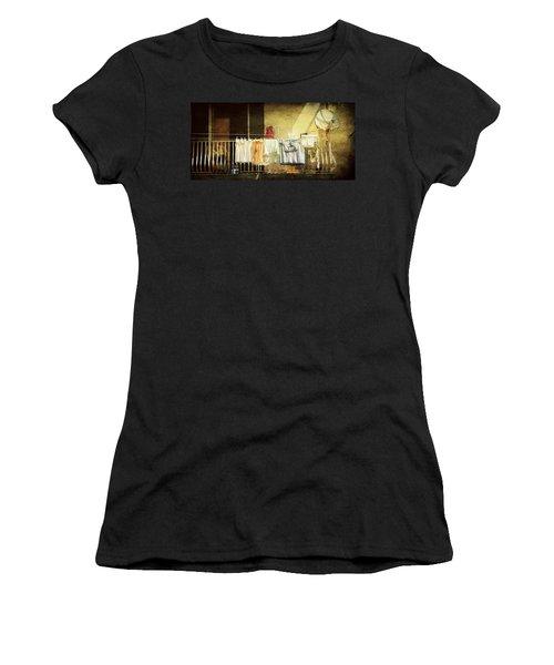 The Balcony Women's T-Shirt