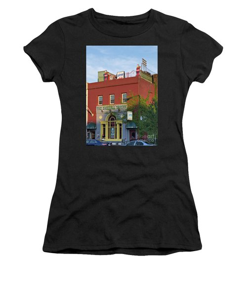 The Baseball Tavern Boston Massachusetts  -30948 Women's T-Shirt