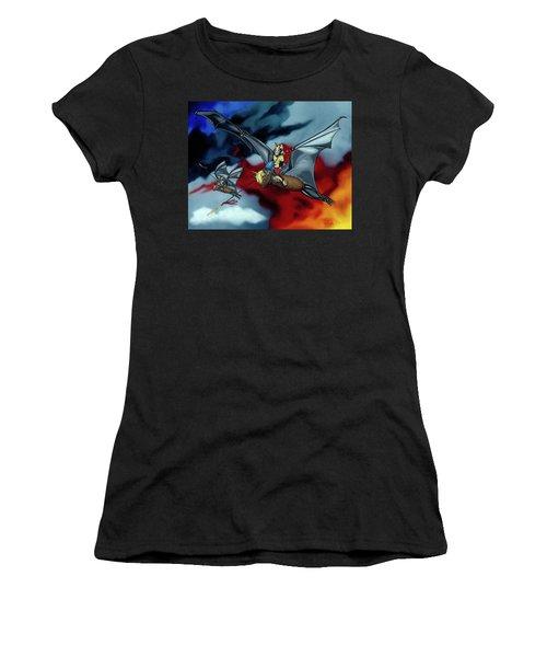 The Bat Riders Women's T-Shirt