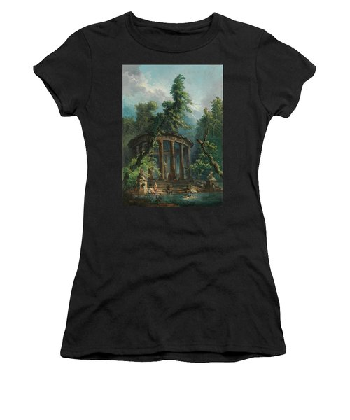 The Bathing Pool Women's T-Shirt