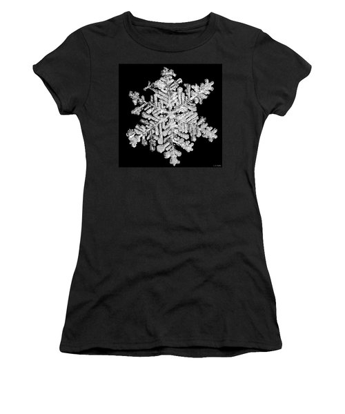 The Beauty Of Winter Women's T-Shirt (Athletic Fit)