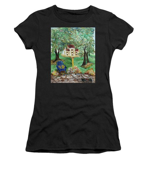 The Best Seat In The House Women's T-Shirt
