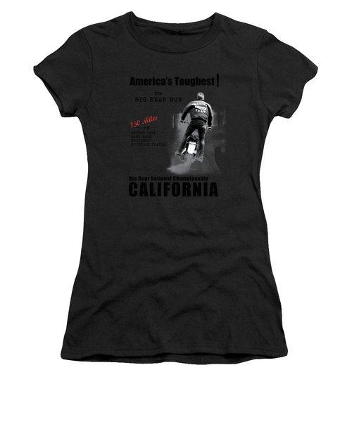 The Big Bear Run Women's T-Shirt (Athletic Fit)