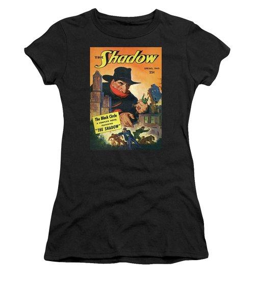 The Shadow The Black Circle Women's T-Shirt