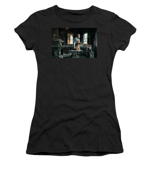 The Blacksmith - Smith Women's T-Shirt