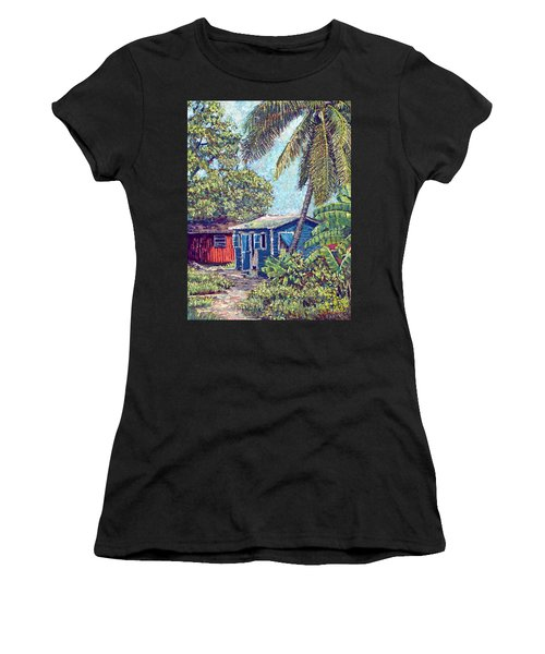 The Blue Cottage Women's T-Shirt (Athletic Fit)