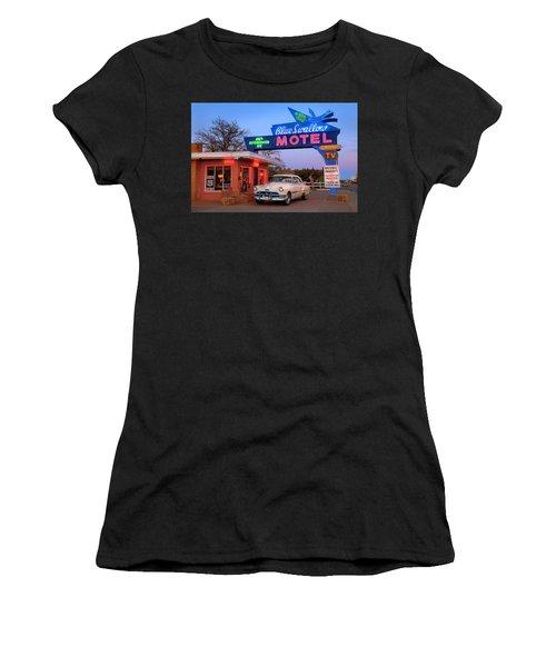 The Blue Swallow Women's T-Shirt
