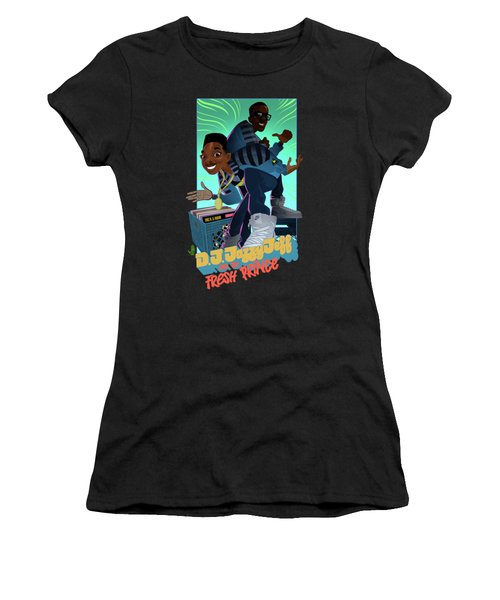 The Brand New Funk Women's T-Shirt (Athletic Fit)