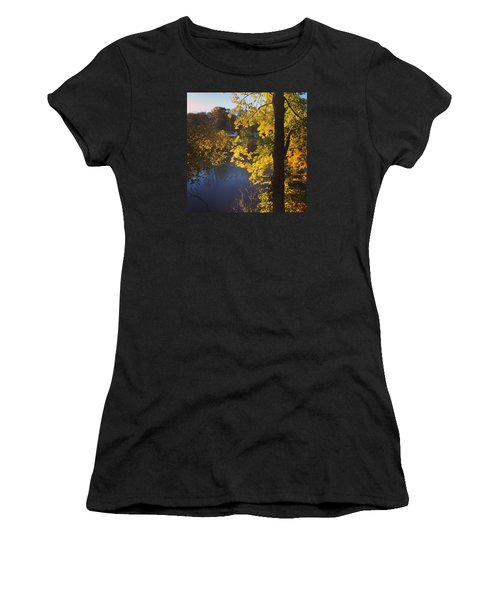 The Brilliance Of Nature Leaves Me Speechless Women's T-Shirt (Athletic Fit)