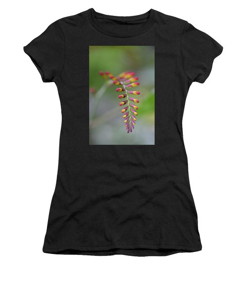 The Budding Arch Women's T-Shirt (Athletic Fit)