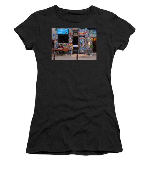 The Bulldog Of Amsterdam Women's T-Shirt