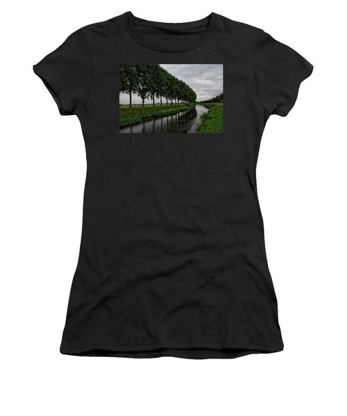 The Canal Women's T-Shirt