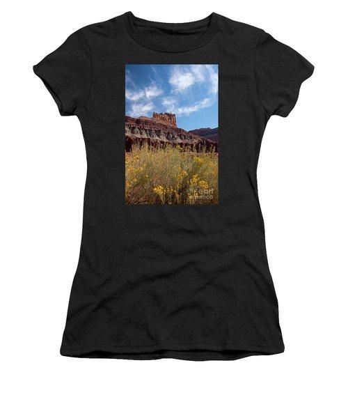 The Castle Capital Reef Women's T-Shirt