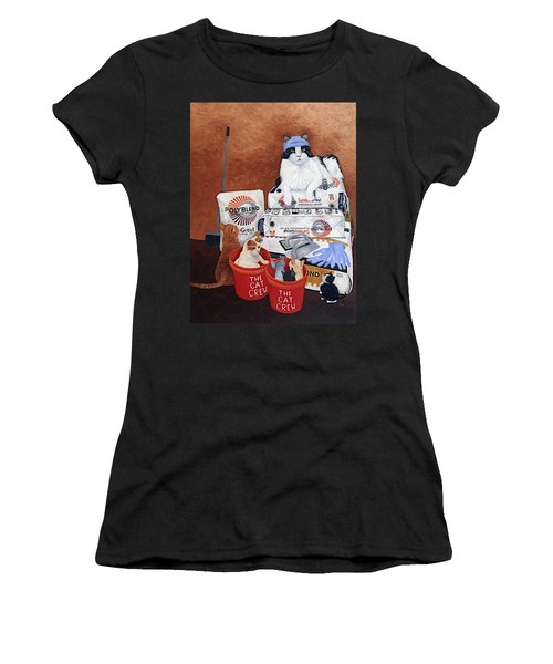 The Cat Crew Women's T-Shirt