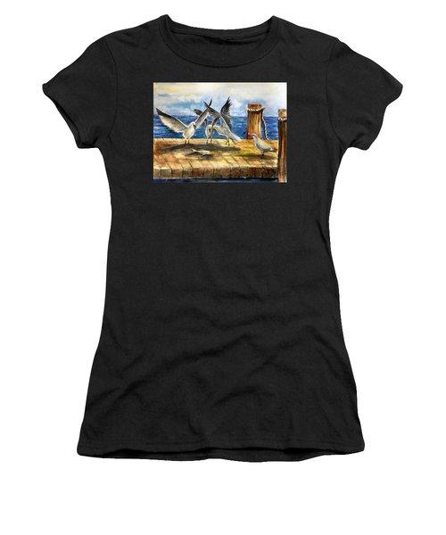 The Catch Is Mine Women's T-Shirt