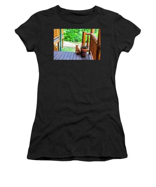 The Cats Meow Women's T-Shirt