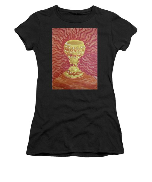 The Chalice Or Holy Grail Women's T-Shirt