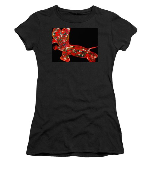 Hidden Messages Women's T-Shirt (Athletic Fit)