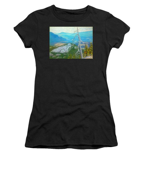 The  Chief  Women's T-Shirt (Athletic Fit)