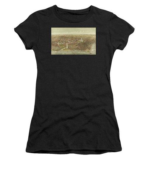 The City Of Washington Women's T-Shirt