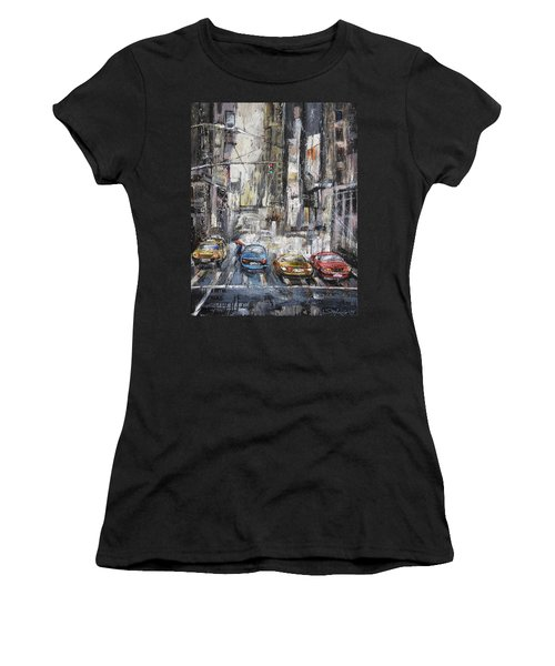 The City Rhythm Women's T-Shirt