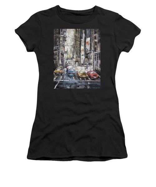 The City Rhythm Women's T-Shirt