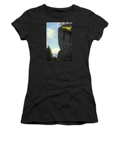 The Cliff Signed Women's T-Shirt