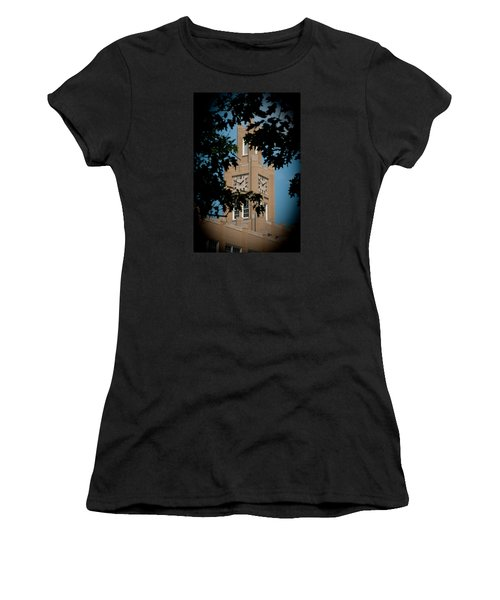 The Clock Tower Women's T-Shirt