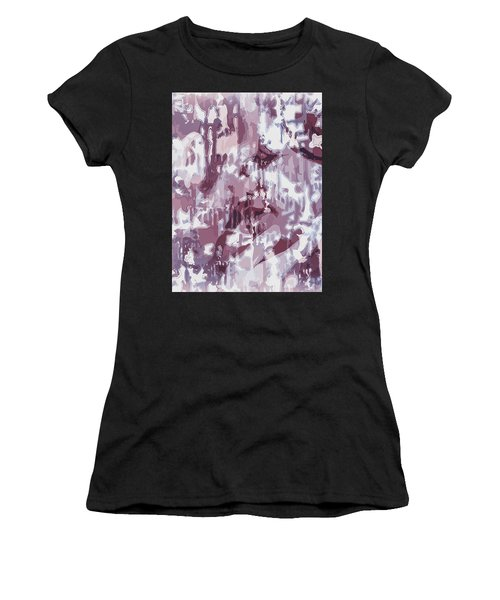 The Colors Of Love Women's T-Shirt (Athletic Fit)