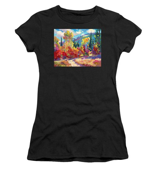 The Colors Of New Hampshire Women's T-Shirt