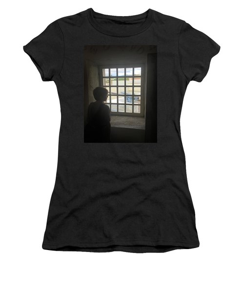 The Contrast Of War Women's T-Shirt