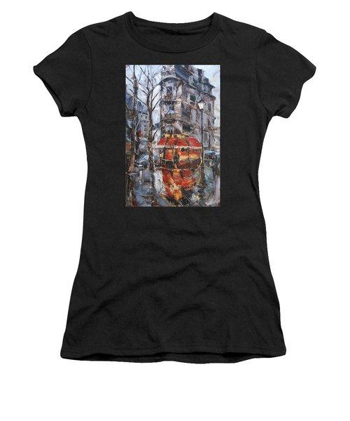 The Corner Cafe Women's T-Shirt