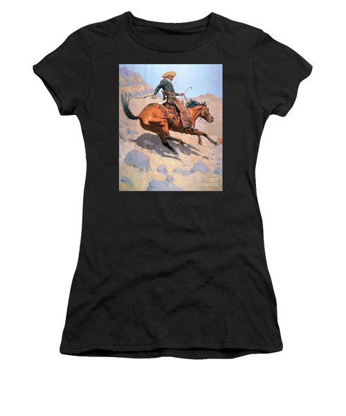 The Cowboy Women's T-Shirt