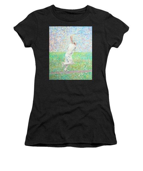 The Cricketer Women's T-Shirt