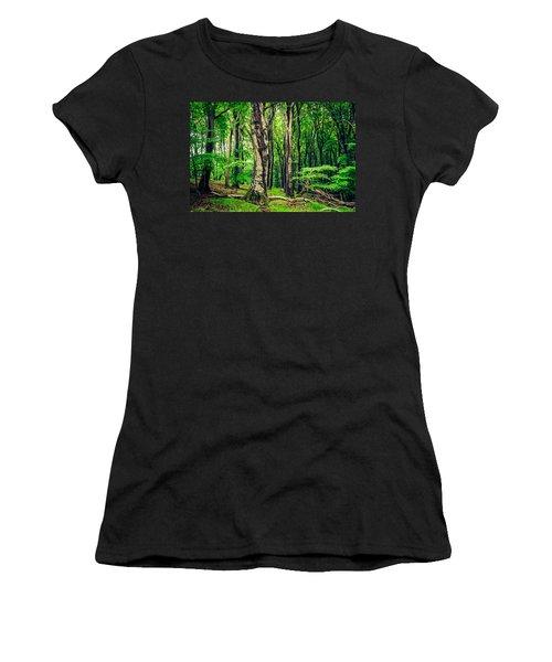 The Crowds Women's T-Shirt
