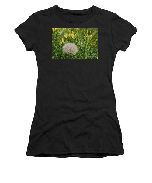 The Dandelion  Women's T-Shirt